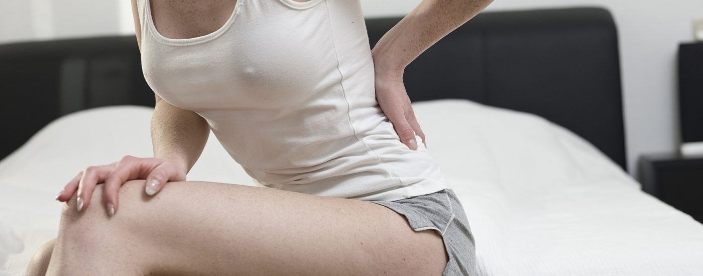 Lower back pillow - Get rid of the annoying back pain!